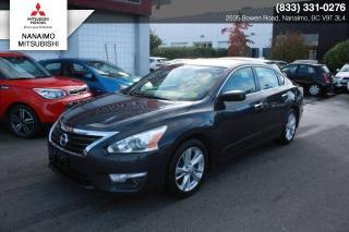 Used 2015 Nissan Altima 2.5 for sale in Nanaimo, BC