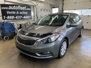 Used 2015 Kia Forte5 5dr HB Auto LX+ w-Sunroof for sale in St-Raymond, QC