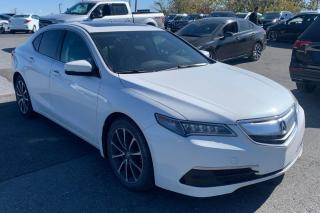 Used 2015 Acura TLX SH-AWD TECH 3.5 LITRES CUIR TOIT NAV MAG for sale in St-Hubert, QC