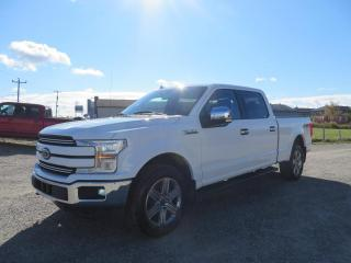 Used 2018 Ford F-150 FX-4cabine SuperCrew 4RM LARIAT for sale in Lévis, QC