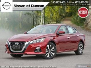 New 2020 Nissan Altima 2.5 SV for sale in Duncan, BC