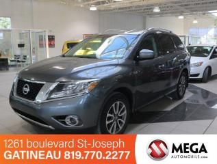 Used 2016 Nissan Pathfinder SV 4WD for sale in Gatineau, QC