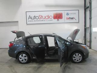Used 2015 Kia Rio LX**AUTOMATIQUE**BLUETHOOT for sale in Mirabel, QC