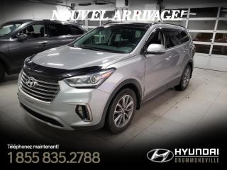 Used 2017 Hyundai Santa Fe XL LUXURY + GARANTIE + NAVI + TOIT PANO + W for sale in Drummondville, QC