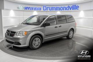 Used 2015 Dodge Grand Caravan SE  + 77 401 KM + CVP + WOW !! for sale in Drummondville, QC