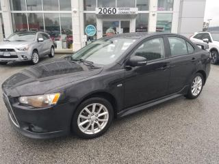 Used 2015 Mitsubishi Lancer SE for sale in Port Coquitlam, BC