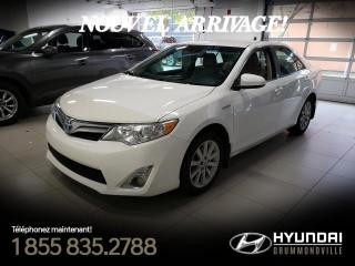 Used 2012 Toyota Camry HYBRID XLE + GARANTIE + A/C + CRUISE + MAGS + for sale in Drummondville, QC