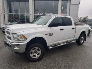 Used 2014 RAM 2500 Outdoorsman for sale in Port Coquitlam, BC