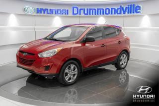 Used 2013 Hyundai Tucson GARANTIE +  A/C + GROUPE ELECTRIQUE + WO for sale in Drummondville, QC