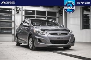 Used 2015 Hyundai Accent GL Chez Rimouski Hyundai for sale in Rimouski, QC