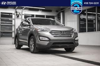 Used 2015 Hyundai Santa Fe Sport AWD 2.4L Premium chez Rimouski Hyundai for sale in Rimouski, QC
