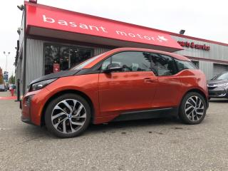 Used 2015 BMW i3 Nav, Backup Cam, Adaptive Cruise, Fully Electric!! for sale in Surrey, BC