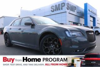 Used 2018 Chrysler 300 S Alloy Edition, Leather, Sunroof, Navigation, Remote Start, Beats Audio for sale in Saskatoon, SK