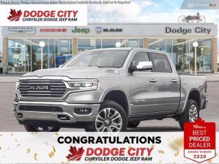 New 2020 RAM 1500 Longhorn for sale in Saskatoon, SK