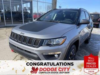 New 2021 Jeep Compass Trailhawk | 4x4 for sale in Saskatoon, SK
