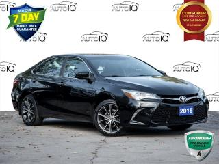 Used 2015 Toyota Camry XSE NAVIGATION SYSTEM | SUNROOF for sale in St Catharines, ON