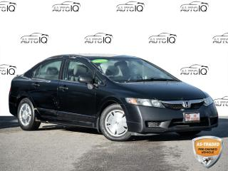 Used 2010 Honda Civic DX-G SOLD AS TRADED for sale in Welland, ON