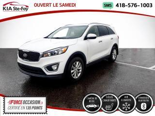 Used 2016 Kia Sorento * LX+* TURBO* AWD* JAMAIS ACCIDENTÉ* CAM for sale in Québec, QC