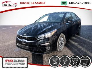 Used 2020 Kia Forte * EX* SIEGES CHAUFFANTS* CAMERA DE RECUL for sale in Québec, QC