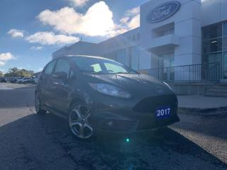 Used 2017 Ford Fiesta ST Navi/Leather/Roof/Winter Tires Included for sale in St Thomas, ON