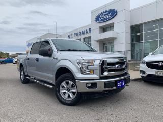 Used 2017 Ford F-150 XLT 4x4/Bluetooth/17 Wheels for sale in St Thomas, ON