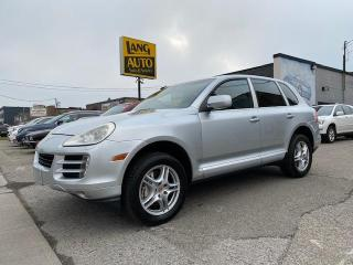Used 2008 Porsche Cayenne S WELL MAINTAINED $ 11988 CERTIFIED for sale in Etobicoke, ON