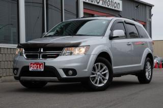 Used 2014 Dodge Journey SXT GOOD CONDITION ALLOY WHEELS for sale in Chatham, ON