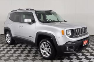 Used 2015 Jeep Renegade North for sale in Huntsville, ON