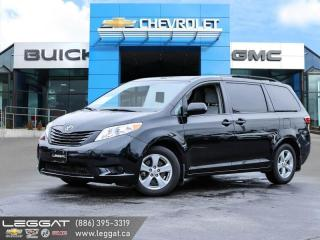 Used 2017 Toyota Sienna CLEAN HISTORY! | ONE OWNER! for sale in Burlington, ON