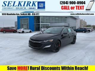 New 2021 Chevrolet Malibu LT  - Heated Seats for sale in Selkirk, MB
