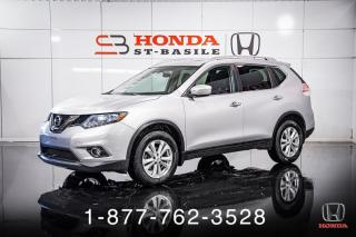 Used 2014 Nissan Rogue SV + AWD + TOIT + A/C + WOW! for sale in St-Basile-le-Grand, QC