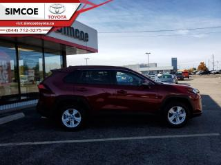New 2021 Toyota RAV4 XLE  - $255 B/W for sale in Simcoe, ON