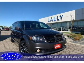 Used 2017 Dodge Grand Caravan GT, Nav, Rear DVD,  Leather!! for sale in Tilbury, ON