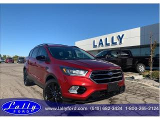 Used 2017 Ford Escape SE,AWD, Ask how to get 1.9%!!! for sale in Tilbury, ON