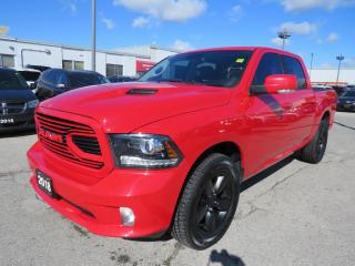 Used 2018 RAM 1500 SPORT for sale in St. Thomas, ON