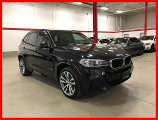 Used 2017 BMW X5 xDrive35D M-SPORT PREMIUM ENHANCED *DIESEL* for sale in Vaughan, ON