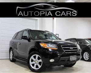 Used 2009 Hyundai Santa Fe AWD 3.3L LIMITED SUNROOF ALLOY ACCIDENT FREE for sale in North York, ON