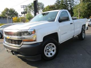 Used 2016 Chevrolet Silverado 1500 1500 BACK-UP CAMERA AIR CONDITIONING 173,000KMS for sale in Burlington, ON
