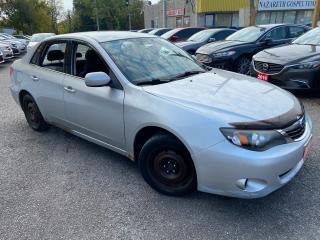 Used 2009 Subaru Impreza 2.5i/ AUTO/ AWD/ PWR GROUP/ CRUISE/ TILT ++ for sale in Scarborough, ON