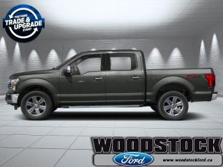 New 2020 Ford F-150 Lariat  - $447 B/W for sale in Woodstock, ON