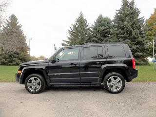 Used 2014 Jeep Patriot North Edition 4WD for sale in Thornton, ON