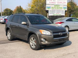 Used 2009 Toyota RAV4 LIMITED  for sale in Komoka, ON