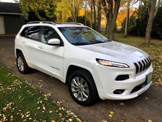2017 Jeep Cherokee OVERLAND With Only 53800 km $118 Weekly