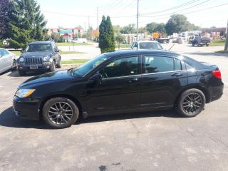 Used 2014 Chrysler 200 LX for sale in Waterloo, ON