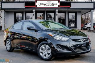 Used 2016 Hyundai Elantra L for sale in Ancaster, ON