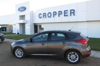 Used 2017 Ford Focus SE for sale in Naicam, SK