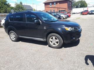Used 2009 Mitsubishi Outlander XLS for sale in Oshawa, ON