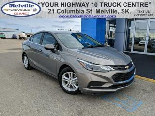Used 2018 Chevrolet Cruze LT for sale in Melville, SK