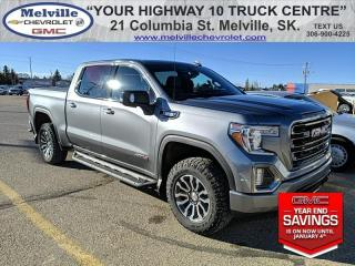 New 2021 GMC Sierra 1500 AT4 for sale in Melville, SK