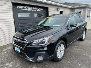 Used 2018 Subaru Outback Touring for sale in Kingston, ON